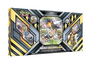 Pokemon Mega Beedrill EX Premium Collection Now Available