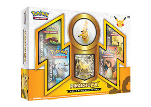 Pokemon Pikachu EX Red & Blue Collection Available @ Breakaway