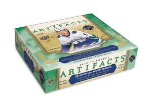 2018-19 Upper Deck Artifacts Hockey Available @ Breakaway