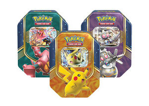 Pokemon Battle Heart Tins with Pikachu Now Available @ Breakaway