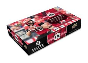 2017 Upper Deck CFL Football Now Available @ Breakaway