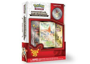 Pokemon Victini Mythical Collection Box Available @ Breakaway Cambridge Kitchener Area image 1