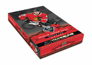 2018-19 Upper Deck Series 2 Hockey Available @ Breakaway