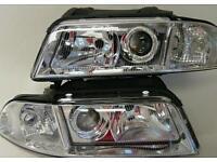 Audi a4 Headlights B5 (headlights , audi , a4b5 , tdi )