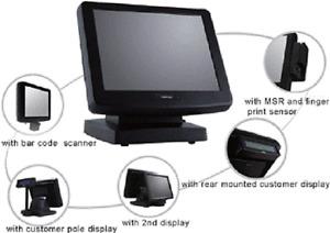 "VGC Posiflex KS-6215 PLUS. 15"",Fan Free Touchscreen POS Terminal Regina Regina Area image 2"
