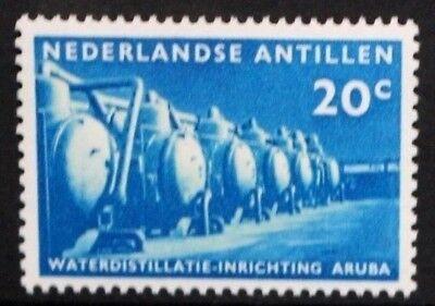 NETHERLANDS ANTILLES 1959 Water-Distillation Plant Aruba. Set of 1. MNH. SG409.