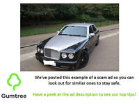 2005 Bentley Arnage T 6.8i -- Read the ad description before replying!!