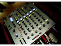 Allen & Heath xone 62 mixer.