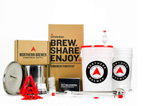 Homebrewer's starter set