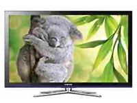 "Samsung 50"" HD 3D TV"