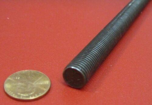 """4140 Steel Threaded Rods, Grade B7, RH, 7/16""""-20 x 2 Foot Length, Pkg of 2 Unit"""