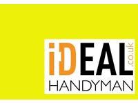 HANDYMAN / FLAT PACK / TV BRACKET WALL MOUNTING / CARPENTER / SLIDING DOORS IKEA FLATPACK ASSEMBLY