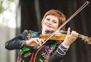 Ukraine Violinist