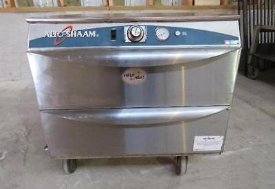 Alto-shaam 500-2d Two Drawer Warmer Oven Bun Food Commercial 120v Volt