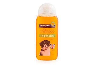 Ancol Dog Tropical Fruits Shampoo 200ml