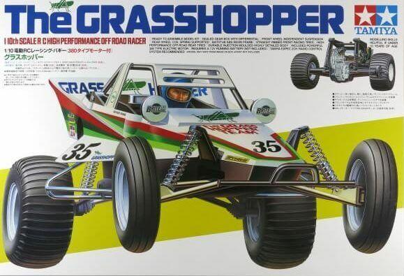 58346 1/10 Grasshopper Kit TAMC0356