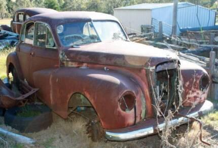 1950 Morris 6 MS