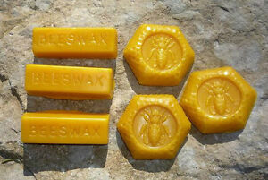 Pure Organic Canadian Beeswax -Treatment free - food grade London Ontario image 2