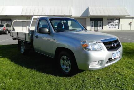 '11 Mazda BT-50 Turbo Diesel Ute with NO DEPOSIT FINANCE!* O'Connor Fremantle Area Preview
