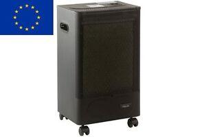 Lifestyle Mini Portable Catalytic 1.5kW Cabinet Heater