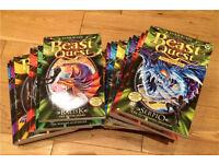 20 Beast Quest books