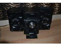 Sony Genezi CD & Ipod Docking Station (Taking Offers)