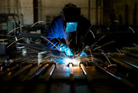 Certified Welder, Competitive Rates.