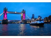 Thames Party Boat Trip