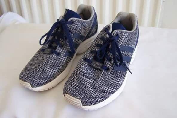 6b686a45eea Adidas zx flux trainers