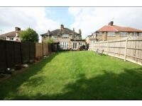 4 bedrooms, 2 receptions and a massive garden perfect for families available now!