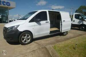 FROM $107 P/WEEK ON FINANCE* 2016 Mercedes-Benz Vito 119BlueTEC SWB Coburg Moreland Area Preview