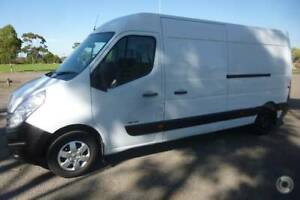 FROM $90 P/WEEK ON FINANCE* 2014 RENAULT MASTER Coburg Moreland Area Preview
