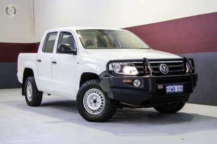 2014 Volkswagen Amarok Ute O'Connor Fremantle Area Preview