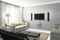 Professional TV Mounting and Home Automation