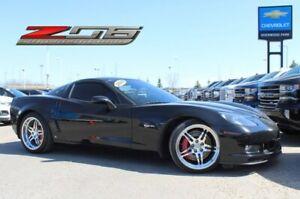 2009 Chevrolet Corvette Z06 2LZ Custom CCW 19Rims| HUD| Heat Lea