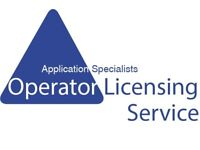 Operator Licence Application Service - New & Variation - Transport Manager Introductions