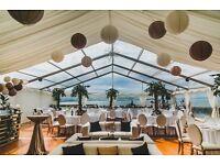 Large wooden silk foliage tree centre pieces & accessories / wedding decor decoration