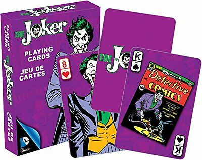 The Joker (Batman) Retro set of 52 playing cards (nm 52302)