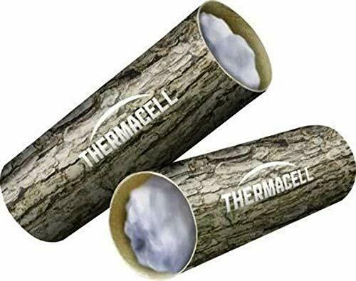Thermacell Control Tubes Insect Repellent Device For Ticks 12 pk