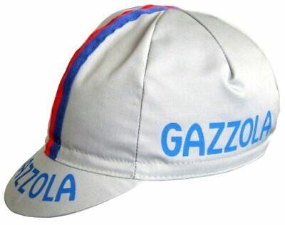 BROOKLYN RETRO VINTAGE CYCLING TEAM MADE ITALY UNDER HELMET SUMMER BIKE HAT CAP