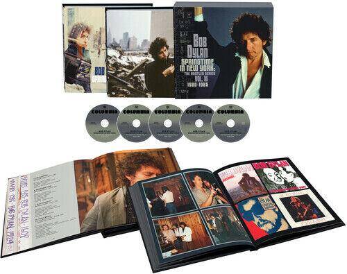 Bob Dylan - Springtime In New York: The Bootleg Series Vol. 16 (1980-1985) Delux