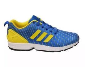 Adidas ZX FLUX brand in Box New Size U.K 9