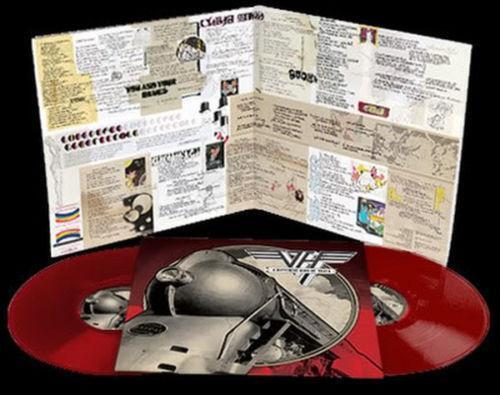 Van Halen Lp Records Ebay