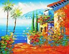Original Oil Landscape Painting Signed