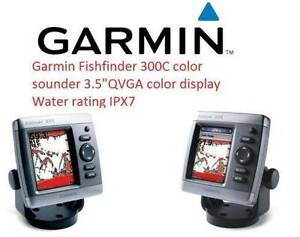 Garmin And Raymarine Fish Finders , Transoms AND Radar scanners Auburn Auburn Area Preview