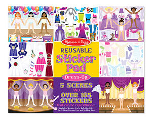 New Sticker Pads from Melissa and Doug Cambridge Kitchener Area image 2