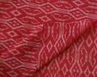 Silk Fabric Ikat