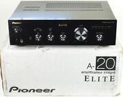 Pioneer Integrated Amplifier