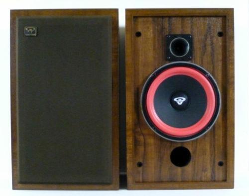 Cerwin Vega Speakers 8 Ebay