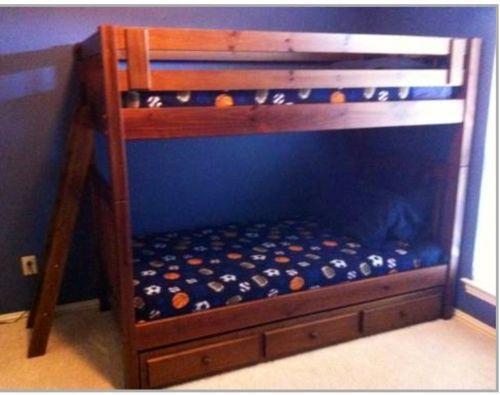 Used Kids Bunk Beds Ebay